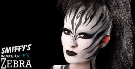 Zebra-Make-Up-Tutorial